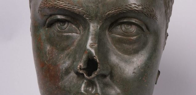 'Condemned' Bronze Head of Roman Emperor Gordian III from Nicopolis ad Istrum to Be Showcased by Bulgaria's Veliko Tarnovo
