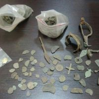 Police Seize over 400 Archaeological Artifacts from Treasure Hunter in Northwest Bulgaria