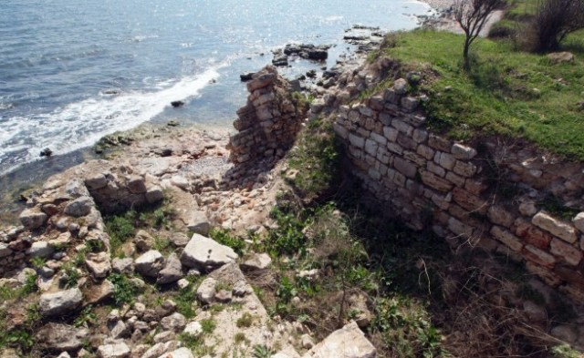 Caria in Northeast Bulgaria was a major ancient Black Sea port for roughly 1,000 years - from the 6th century BC until the 6th century AD. Photo: BGNES