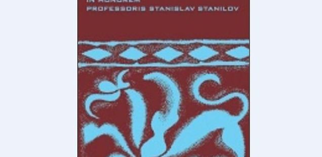 Bulgaria's National Archaeology Institute Publishes New Digest Volume in Honor of Archaeologist Stanislav Stanilov