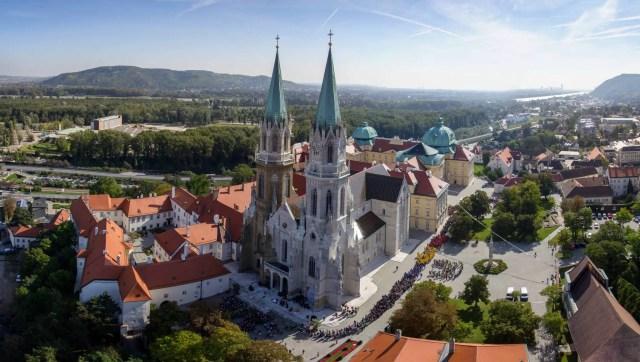 The Klosterneuburg Monastery, Austria. Photos: Michael Zechany/ Stift Klosterneuburg