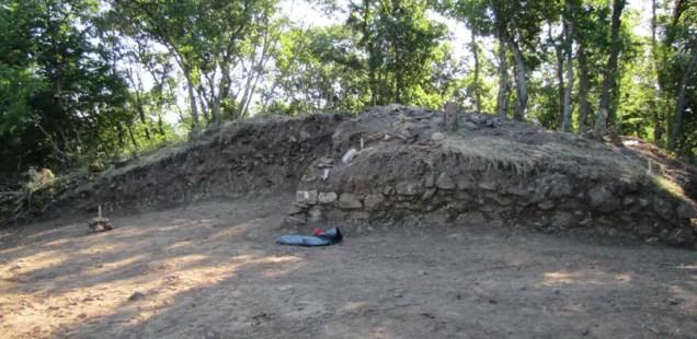 Bulgaria's Black Sea Resort Primorsko Starts 2016 Excavations of Newly Found Thracian Fortress Pharmakida