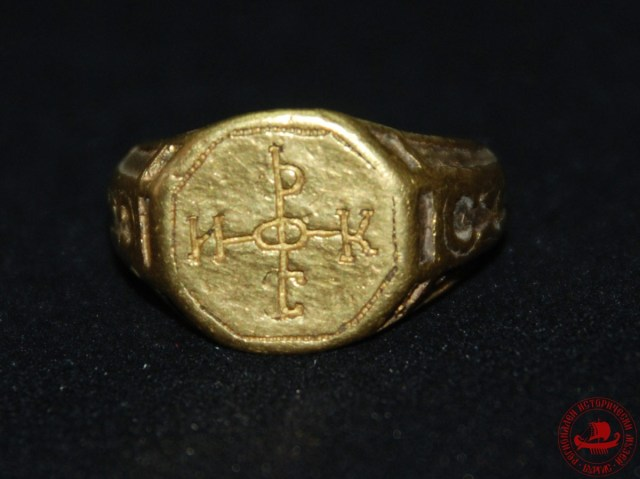 The second ring may have belonged to a Byzantine aristocrat or just a rich person from Byzantium who was in his private capacity. Photo: Burgas Regional Museum of History