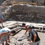 2016 Excavations of Aquae Calidae – Thermopolis in Bulgaria's Burgas to Help Expand Preserve's Exhibition Space