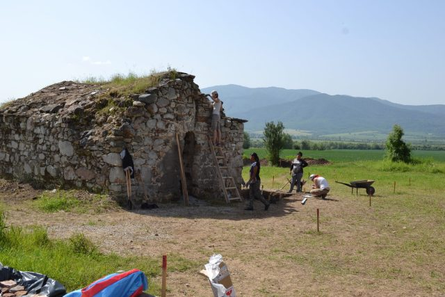 The St. George Church near Trudovets, Botevgrad Municipality, is in a dire need of restoration. Photo: National Museum of History