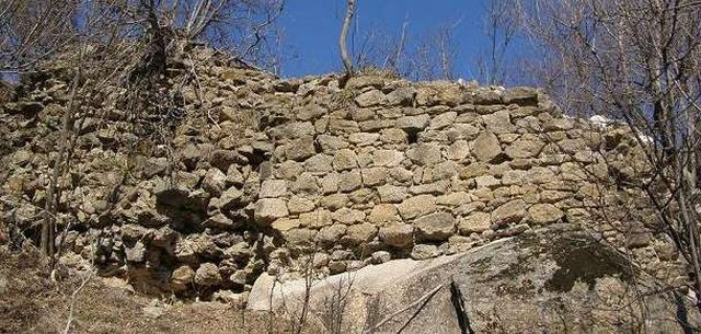 The Buzovo Kale Fortress near Bulgaria's Kazanlak has never been excavated before. Photo: STZ24