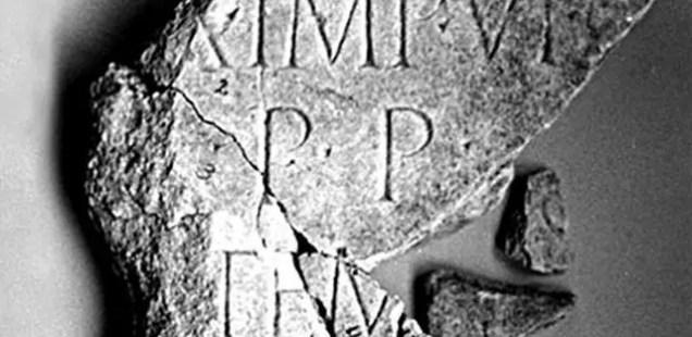 Bridge Construction Inscription of Roman Emperor Trajan Discovered at Ad Radices Road Station near Bulgaria's Troyan