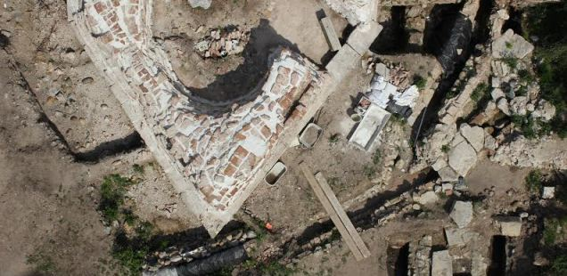 Bulgaria's Sofia Starts Excavations of Western Gate of Ancient Serdica in Preparation for Restoration Project