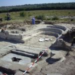 Archaeologist Discovers Large Early Christian Basilica with Unusually Tall Synthronon in Palmatis Fortress in Northeast Bulgaria