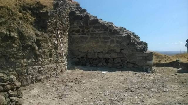 A number of previously unknown structures have been unearthed in the Rusocastro Fortress in Southeast Bulgaria by the archaeologists from the Burgas Regional Museum of History. Photo: Burgas Regional Museum of History
