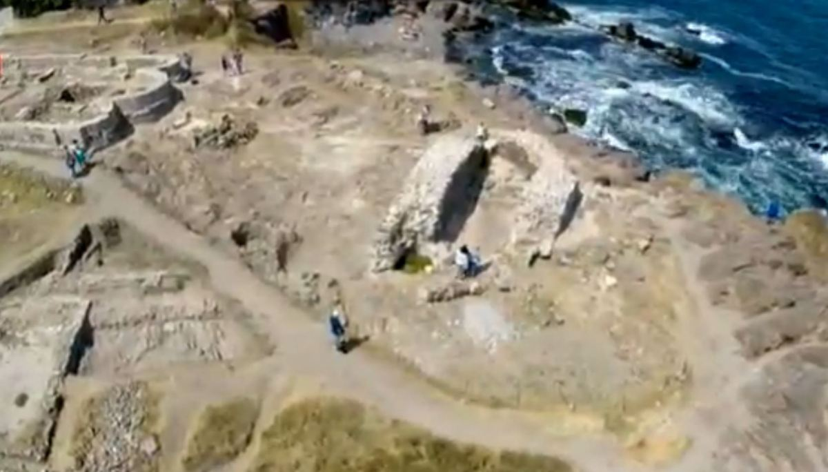 Archaeologist Discovers Ancient Greek Shrine of Demeter, Persephone in Bulgaria's Black Sea Resort Sozopol