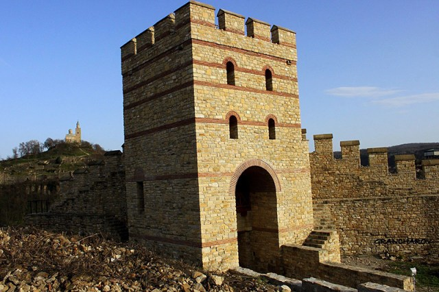 The newly restored Trapesitsa Fortress in Bulgaria's Veliko Tarnovo is going to welcome its first visitors on September 23, 2016. Photo: Veliko Tarnovo Municipality