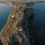 Kaliakra Cape Fortress near Bulgaria's Black Sea Resort Kavarna Growing Ever More Popular with Tourists