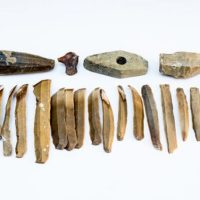 Archaeologists Discover 6,500-Year-Old Flint Workshop in Bulgaria's Kamenovo Employed Manufactory Production