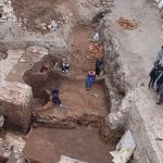 Unknown Ancient Roman Thermae Discovered by Accident in Bulgaria's Plovdiv