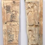 10th Century Byzantine Imperial Ivory Icon Discovered in Rusocastro Fortress in Southeast Bulgaria