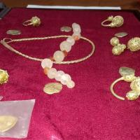 Large Medieval Gold Treasure Found by Accident by Police, Seized from Treasure Hunters in Bulgaria's Kazanlak