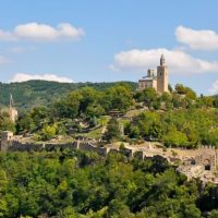 Tsarevets Fortress in Bulgaria's Veliko Tarnovo Becomes Marriage Proposal Site