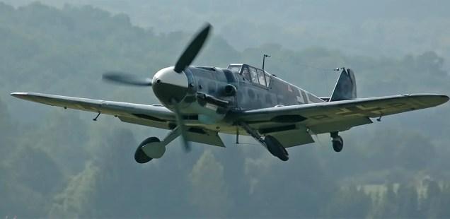 World War II Messerschmitt Fighter Jet Shot Down during Allied Bombing of Sofia Found in Swamp near Bulgaria's Borovets Ski Resort