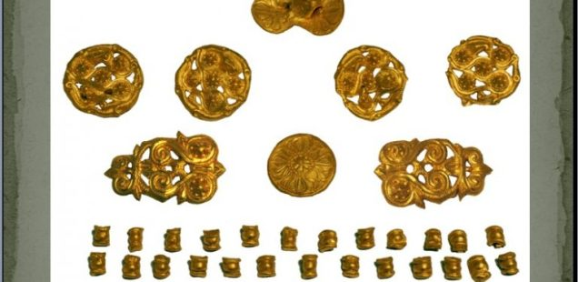 Bulgaria's Most Recently Found Ancient Thracian Gold Treasure Returns Home to Black Sea Town Primorsko after Exhibition