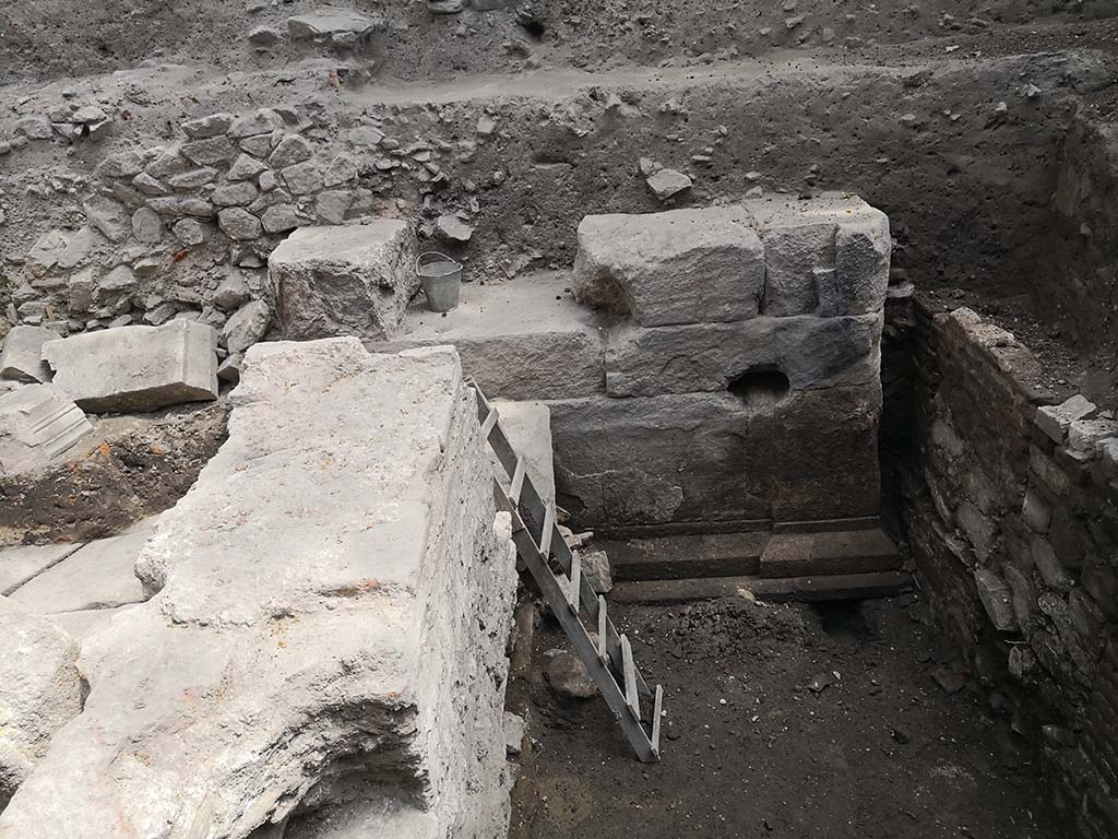 Archaeologists Find 1st Century AD Roman Triumphal Arch from Ancient Philipopolis in Bulgaria's Plovdiv