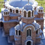 Museum Park in Veliko Tarnovo Unveils 9 More Scale Models of Bulgaria's Cultural Landmarks