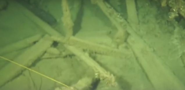 Sunken Roman Ship from 2nd-3rd Century AD Discovered in Black Sea off Crimea's Coast