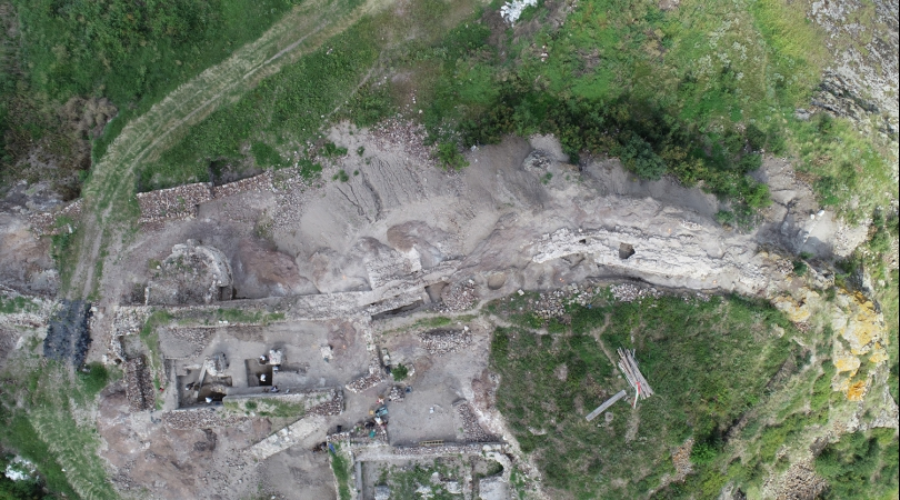 Second Bulgarian Empire Demolished 6th Century Byzantine Walls of Rusocastro to Build Far More Massive Fortress, Archaeologists Find