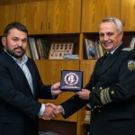 Bulgarian Navy Commander Awarded for Helping Archaeology Research of Black Sea Coast by National History Museum in Sofia