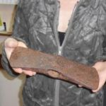 Mysterious Benefactor from Maryland Returns Thracian Ax Labrys Smuggled from Bulgaria to USA
