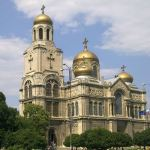 Bulgaria's Black Sea City Varna Starts Restoration of 134-Year-Old Golden-Dome Cathedral