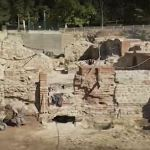 Vast 'Changing Room' Found in Roman Thermae (Public Baths) of Ancient Spa Resort Diocletianopolis in Bulgaria's Hisarya