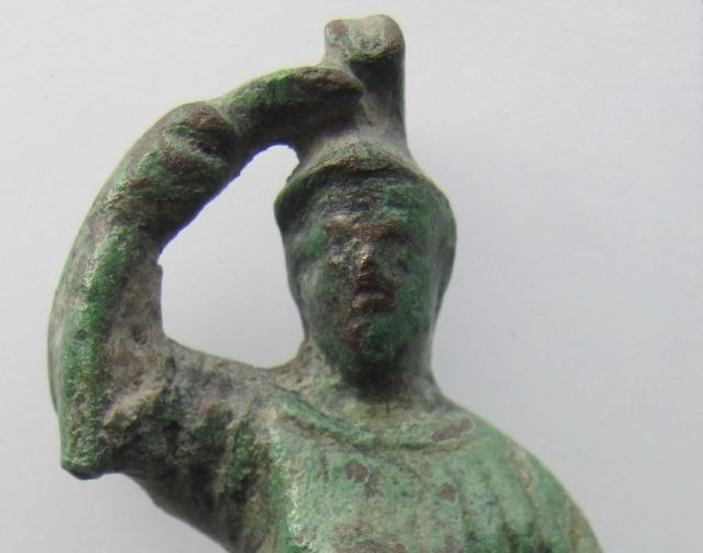 Early Thracian, Roman, Medieval Settlements, Athena Statuette Found in Rescue Digs by Bulgarian Coal Mining Company