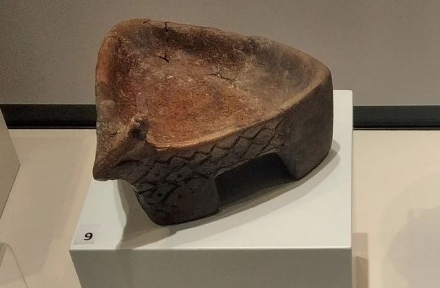 7,000-Year-Old Ritual Table with 'Horned Animal', First Bulgarian Empire Settlement Found near Varna in Rescue Digs