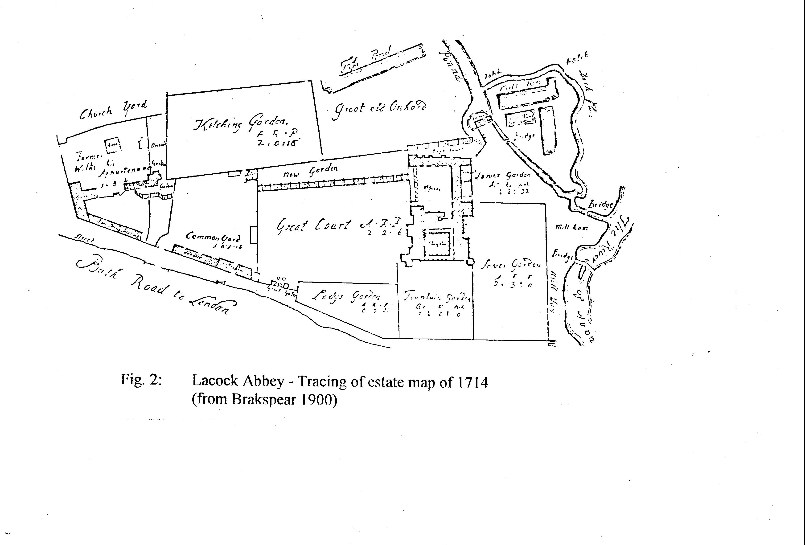 Map Of Talbot