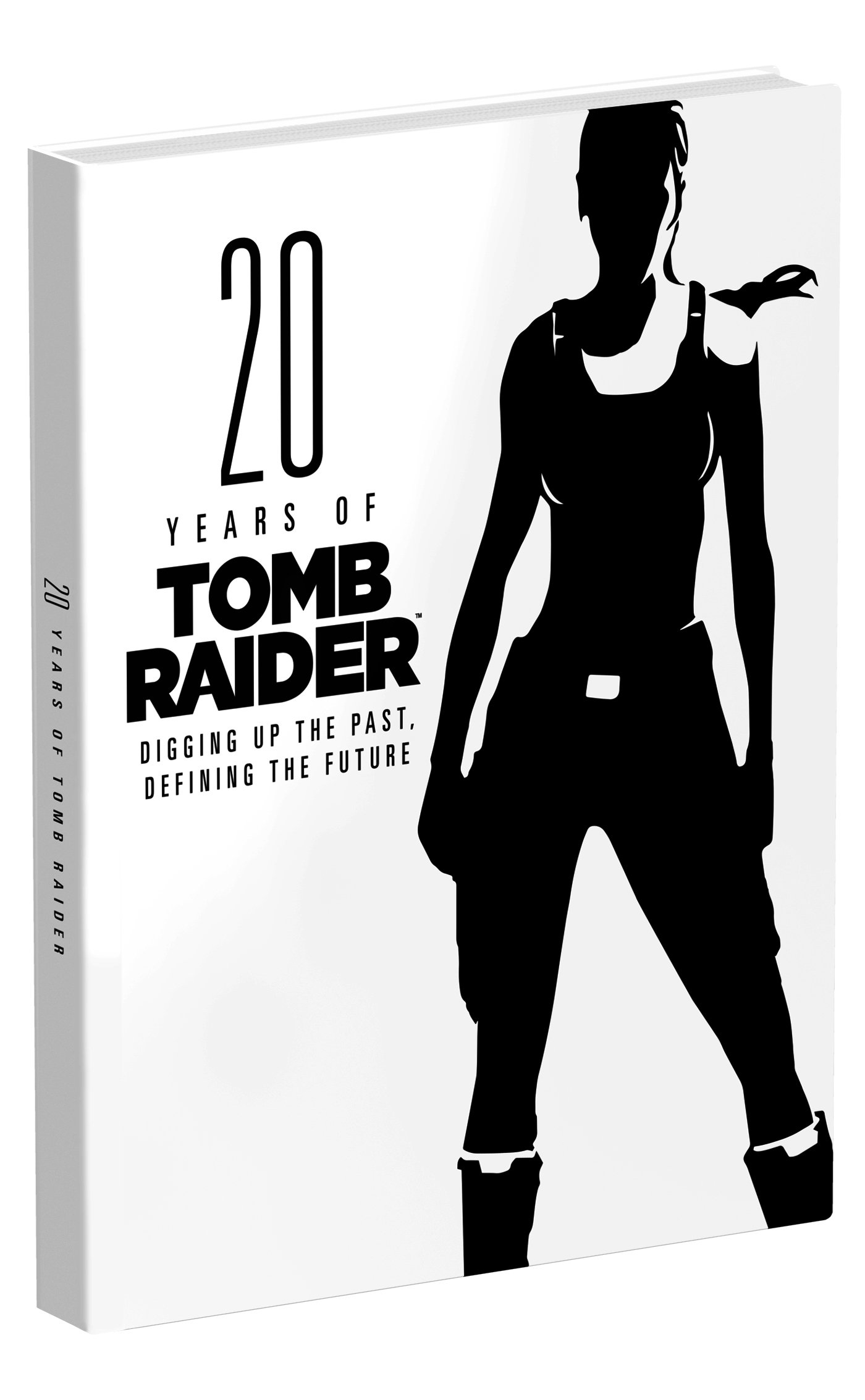 '20 Years of Tomb Raider' Book Due Out in Late October