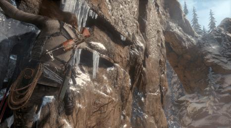 Rise of the Tomb Raider: 20 Year Celebration screenshot