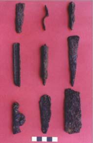 iron artifacts