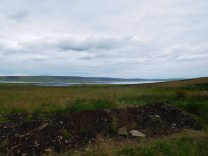 The view across the Bay of Firth