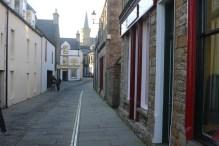 Stromness High Street