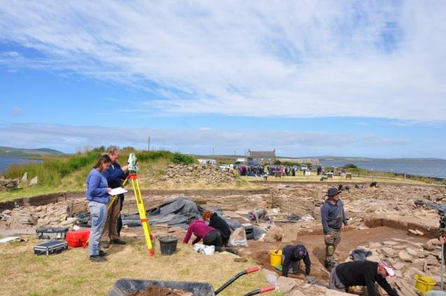 Student Stories Archaeology Orkney