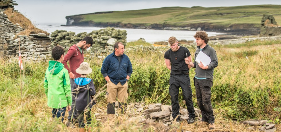 Study Scottish Archaeology from Anywhere on the Planet