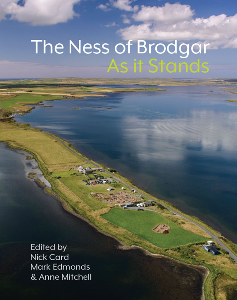 Ness of Brodgar: As it Stands Cover