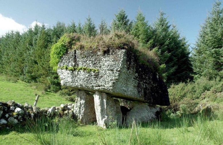 Carrickglass, Ireland. (Professor Colin Richards)