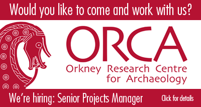 Job opportunity at UHI Archaeology Institute