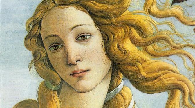 Sandro Botticelli (2016)La nascita di Venere (detail).