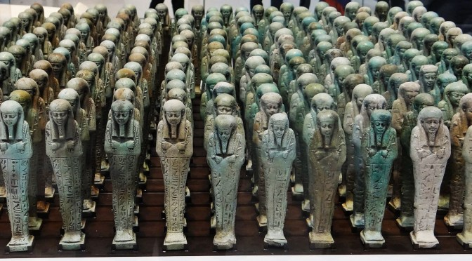 Ushabtis' Function in Ancient Egypt