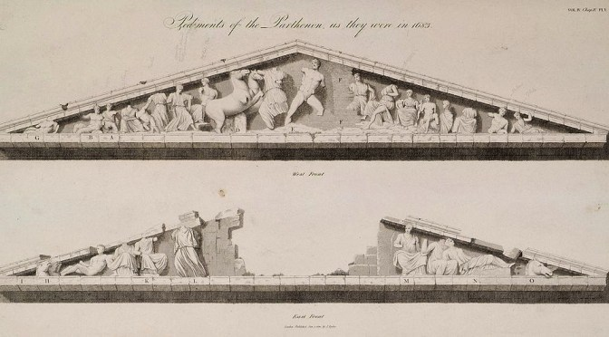 Frontispiece and its Forms in Architecture