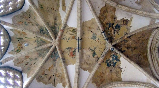 Vaulting of the Interior of the Building