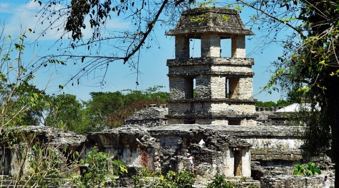 Discovered but Uncovered Palenque of the Ancient Maya